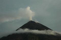 Вулкан Семеру