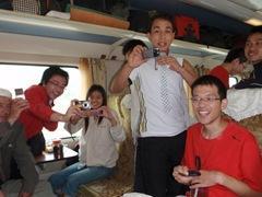 китайский поезд