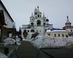 Савино Старожевской монастырь
