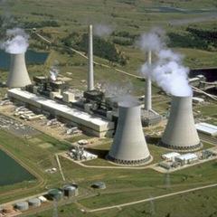 Бушер, атомная элеатростанция