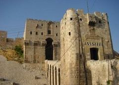замок Алеппо