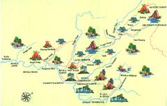 карта Таман Негара