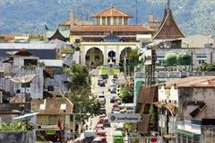 Суматра, город