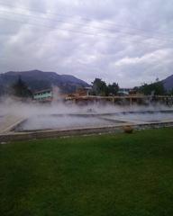 Cajamarca hot spring