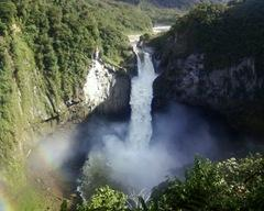 Vodopad san rafael