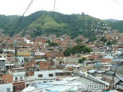 around Caracas
