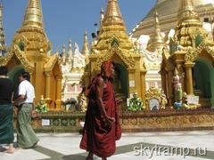 Бирма, Янгон