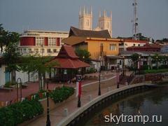 melaka-waterfront