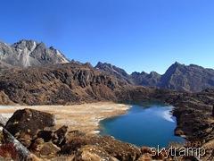 голубое озеро 2