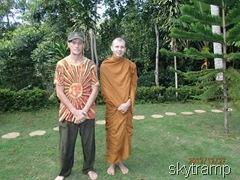 Дюс и монах