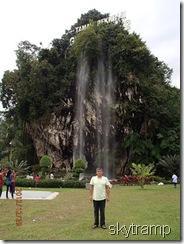 Сергей и водопад